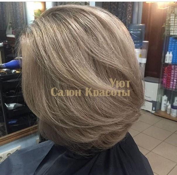 Окрашивание волос - метро Измайловская