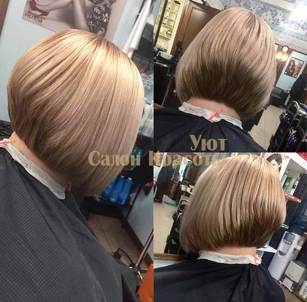 Окрашивание волос - метро Партизанская