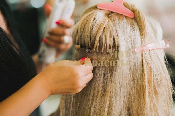 Наращивание волос - метро Щелковская