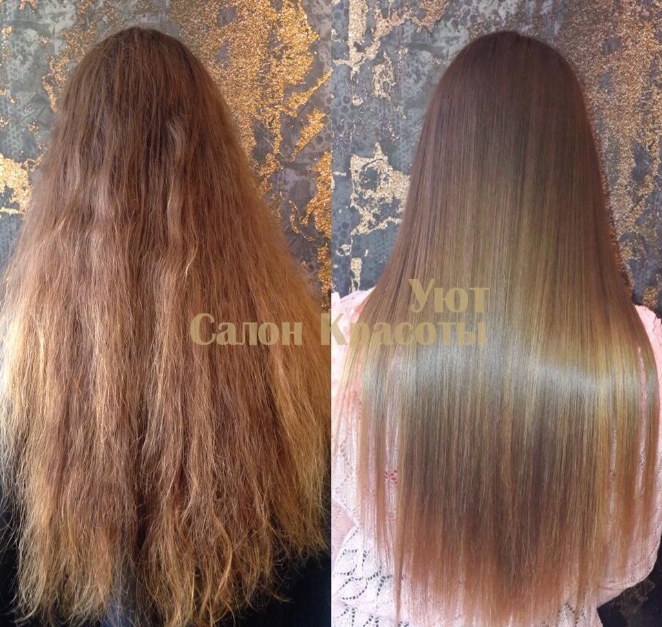 Ботокс для волос - метро Щелковская