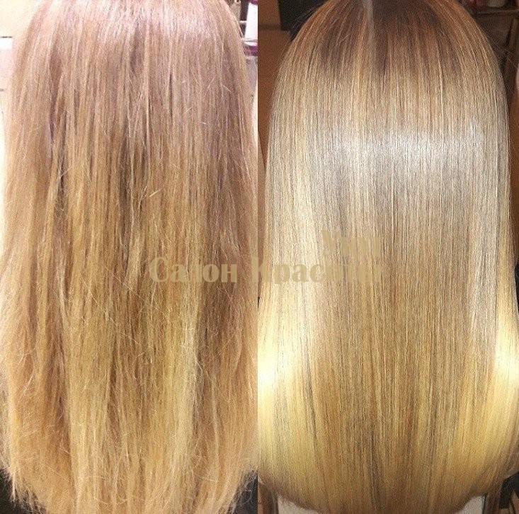 Ботокс для волос - метро Измайловская